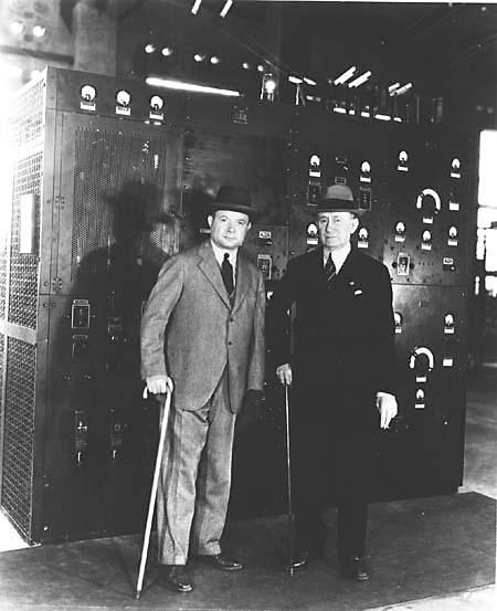 Sarnoff and Marconi