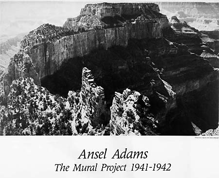 Chapter 7 for Ansel adams mural project prints